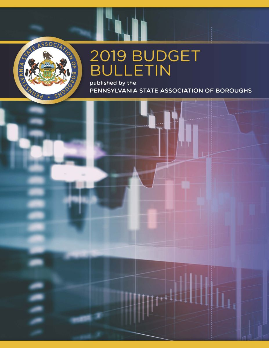 Budget Bulletin cover