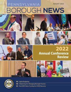 Borough News Magazine Cover